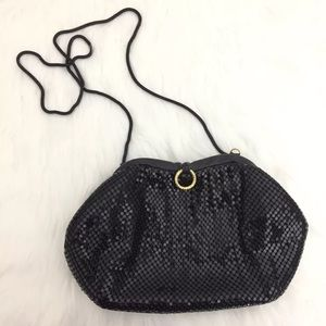 Vintage La Regale Purse Metal Mesh Shoulder Bag